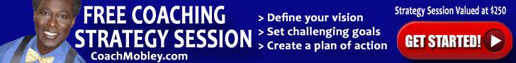 Free Coaching Strategy Session - large768x90